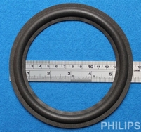 Foam ring (6 inch) for Philips FB820 woofer