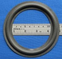Foamrand voor Videoton Minimax woofer (5 inch)