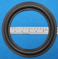 Foamrand voor Gradient 1.2 woofer (8 inch)