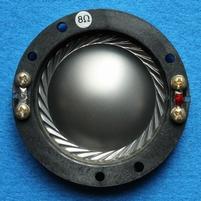 Diafragm for JBL 2461 tweeter. 8 Ohm impedance