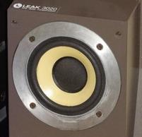 Foamrand voor Leak 3020 woofer (5 inch)