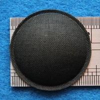 Stofkap van linnen (luchtdoorlatend), doorsnede 30 mm