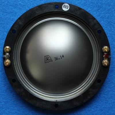 Diafragma für P-Audio  PA-D72 / PA-DE72 Hochtöner