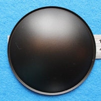 Plastick stofkap van 94 mm