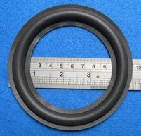 Foamrand (4,5 inch) voor Infinity Kappa Rear woofer