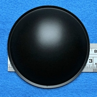 Plastick stofkap van 74 mm