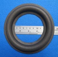 Foamrand voor Piega LDR 2.0 woofer (5 inch)