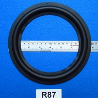 Rubber rand van 8 inch, voor een conusmaat van 15 cm (R87)