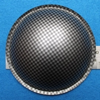 Plastic dust-cap, 100 mm