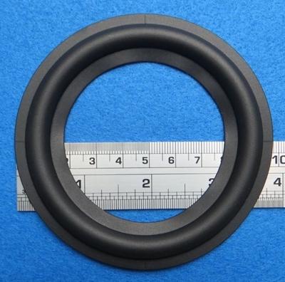 Rubber rand van 4 inch, voor een conusmaat van 7,1 cm (R4C8)