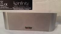 Infinity TSS800 center speaker (grey)