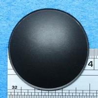 Rubberen stofkap van 38 mm