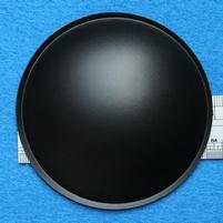 Plastick stofkap van 80 mm