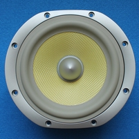 B&W DM600 S3 woofer, colour: grey