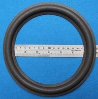 Foamrand voor Mirsch OM103 woofer (8,5 inch)