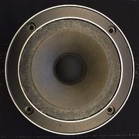 Foamrand voor Audax MHD12 P25 middentoner