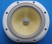 B&W DM602 S3 woofer, colour: Grey