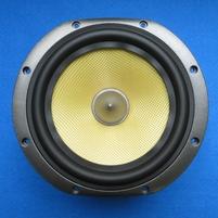 Rubber rand voor B&W DM602.5 S3 woofer (zwart)