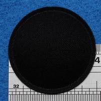 Stofkap van linnen (luchtdoorlatend), doorsnede 38 mm