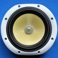 Rubber rand voor B&W DM604 S3 middentoner (7 inch)