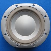 B&W DM604 S3 woofer, colour: grey