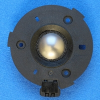 B&W diaphragm for DM600 S3 series, black.