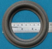 Foamrand (4,5 inch) voor Infinity RS1001 woofer