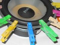 Foamrand voor ProAc Response Two woofer (7 inch)