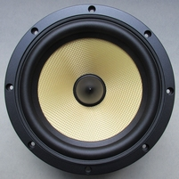 Rubber ring for B&W LF00215 woofer