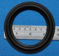 Rubber rand voor Bang & Olufsen Beovox C40 woofer (4 inch)