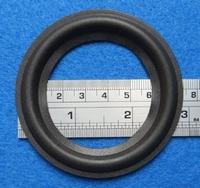 Foamrand van 3 inch, voor een conusmaat van 5,4 cm (F3C1)