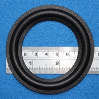 Foam ring, 3,25 inch, for a unit with a cone size of 6,3 cm