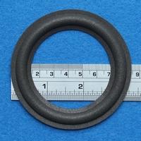Foamrand van 3,25 inch, voor een conusmaat van 6,3 cm (F332)