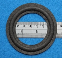 Foam ring, 3,25 inch, for a unit with a cone size of 6 cm
