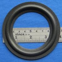Foamrand van 4 inch, voor een conusmaat van 7,1 cm (F41)