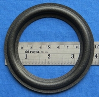 Foam ring, 4 inch, for a unit with a cone size of 7,35 cm