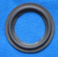 Foamrand van 4 inch, voor een conusmaat van 6,7 cm (F4C8)