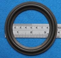 Schaumstoff Sicke - 4 Zoll - für 7,7 Zm. Membran (F4C1)