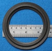 Schaumstoff Sicke - 4 Zoll - für 7,7 Zm. Membran (F4C2)