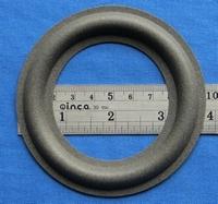 Foamrand van 4 inch, voor een conusmaat van 6,85 cm (F4C5)