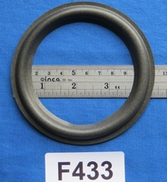 Foamrand van 4,25  inch, voor een conusmaat van 8,5 cm (F433