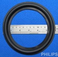 Rubber rand voor Philips 70FB900 woofer