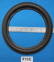 Foam ring, 11 inch, for a unit with a cone size of 21 cm