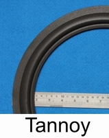 Foamrand voor Tannoy DU385 woofer (15 inch)