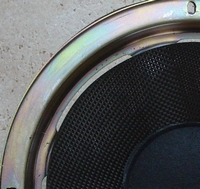 Schaumstoff Sicke für Altec Lansing Type A0035 Tieftöner