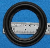 Rubber rand voor Magnat MIG 08 <b>middentoner</b> (4 inch)