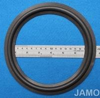 Foam surround (8 inch) for Jamo D160E woofer