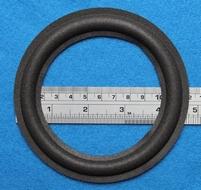 Foamrand voor Vifa C13MH-08 <b>middentoner</b> (5 inch)