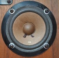 Foamrand voor Pioneer CS77A <b>tweeter</b> (3 inch)