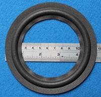 Foamrand voor Vifa C13MH-09 <b>middentoner</b> (5 inch)